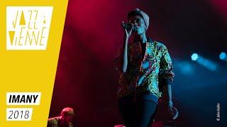 Imany - Jazz à Vienne 2018 - Live