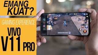 Vivo V11 PRO Quick Gaming Review Indonesia
