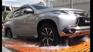 Test Drive & Ride Mitsubishi All New Pajero Sport