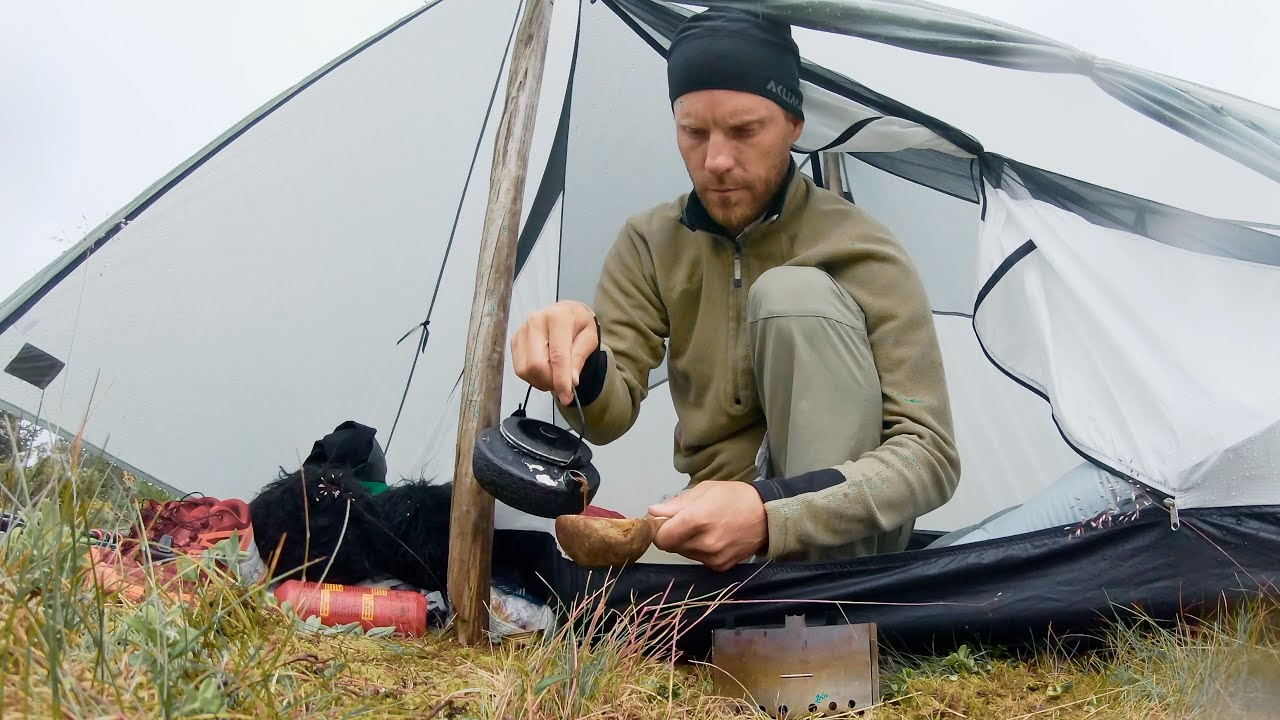 Rainy Camping Trip