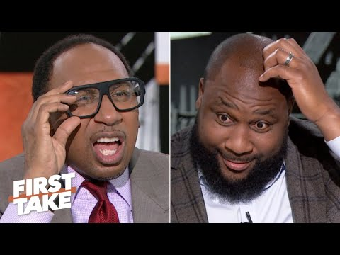 Stephen A. transforms into Steve Urkel, wants to pet the Cowboys' unlucky black cat | First Take