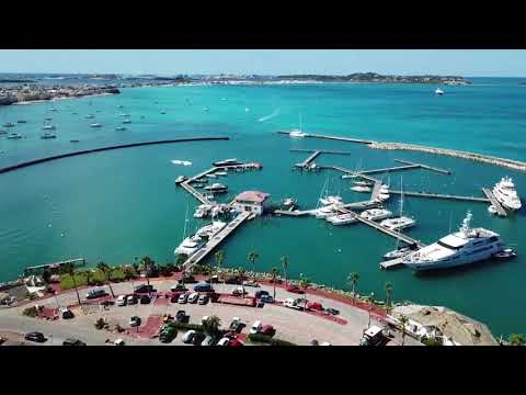 Fort Louis (Marigot)Louisbourg, Saint Marteen,,Drone Footage,  must see, St. Martin, vacation,