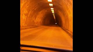 Wawona Tunnel In Yosemite National Park July 06, 2017