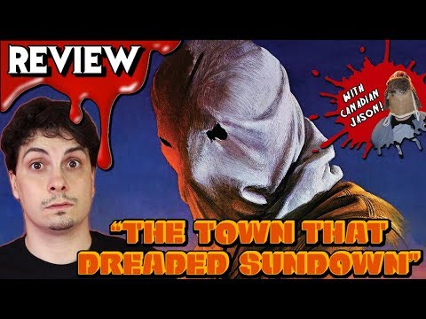 THE TOWN THAT DREADED SUNDOWN (1976)  💀 Horror Movie Review Feat. Canadian Jason!
