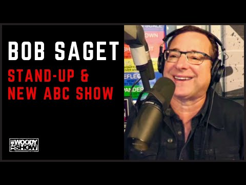 The Woody Show - Bob Saget on Stand-Up & New ABC Show