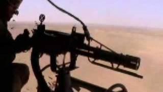 Sexy Military Chopper Minigun very kool
