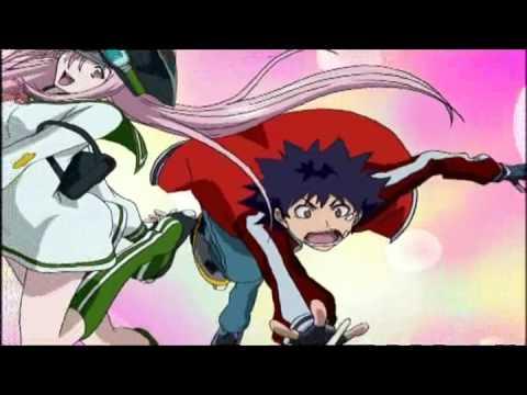 Funny air gear anime