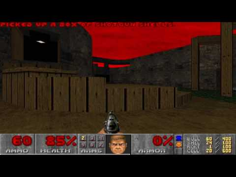 Final Doom The Plutonia Experiment Map16 Pacifist in 20s by Ocelot