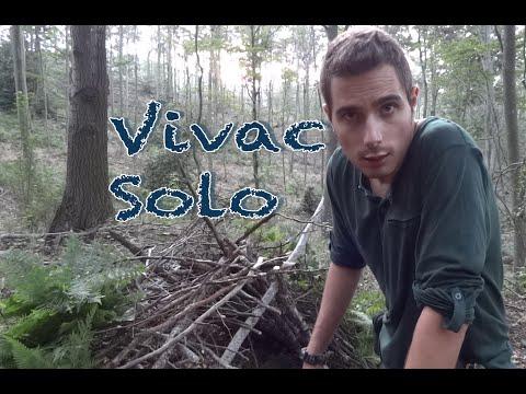 SOLO EN EL BOSQUE | Noche de vivac practicando supervivencia