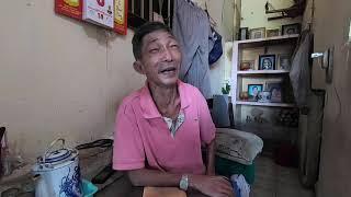 Đàn mèo cùng ông lão tật nguyền cô đơn canh giữ ngôi tịnh thất bí ẩn ở Sài Gòn | QUỐC CHIẾN Channel