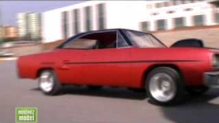 1 4 scale rc plymouth amazing car