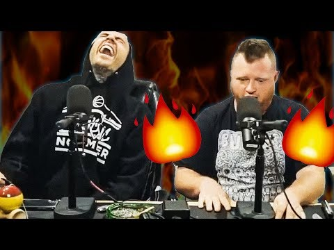 Burger Planet and Adam22 INSANE Freestyle Session!