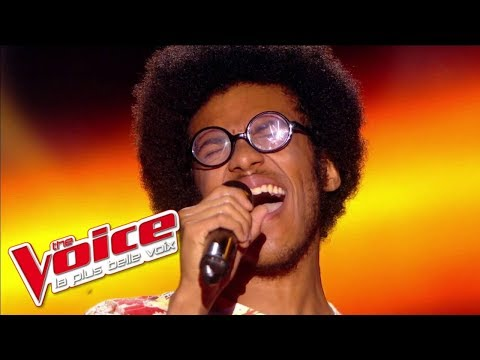 The Voice 2015│Julien - Hey Ya (OutKast)│Blind Audition