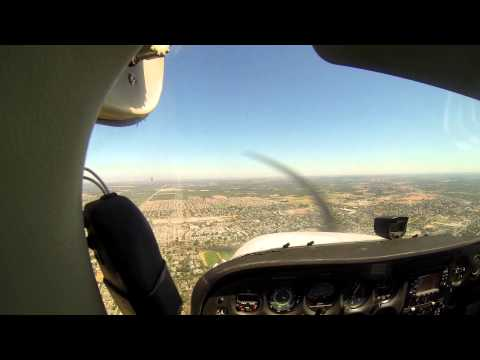 GoProHD Flight to Modesto