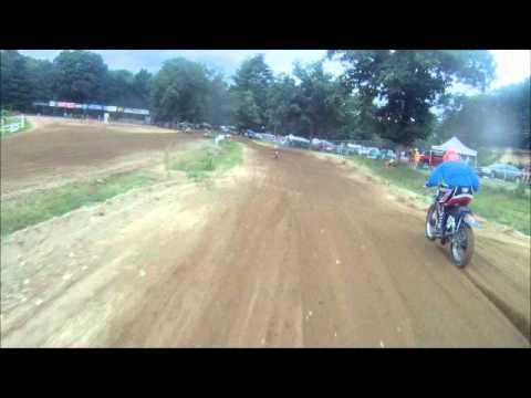 ACR Central village 7-28-2012 Pre-75 Open Age 2nd Moto