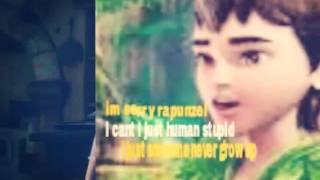 Video clip fanfic manusia bodoh (human stupid ) rapunzel get married