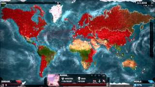 Plague Inc Evolved #1 - The Potato Epidemic