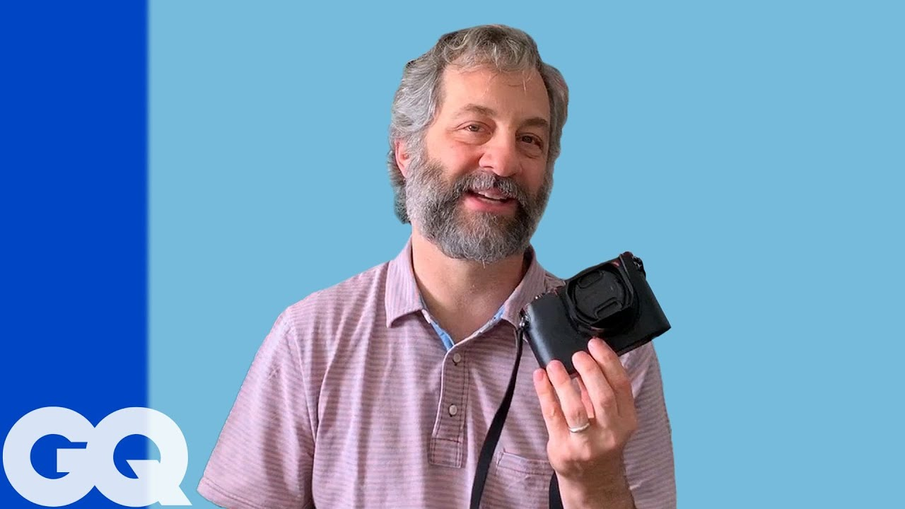 10 Things Judd Apatow Can't Live Without