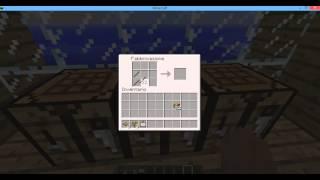 Minecraft Come Creare Una Staccionata Un Letto Una Barca E Un Carrello ...
