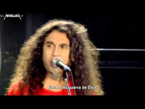 Slayer - Jihad [Live The Big Four: Sofia, Bulgaria 2010] (Subtítulos Español)