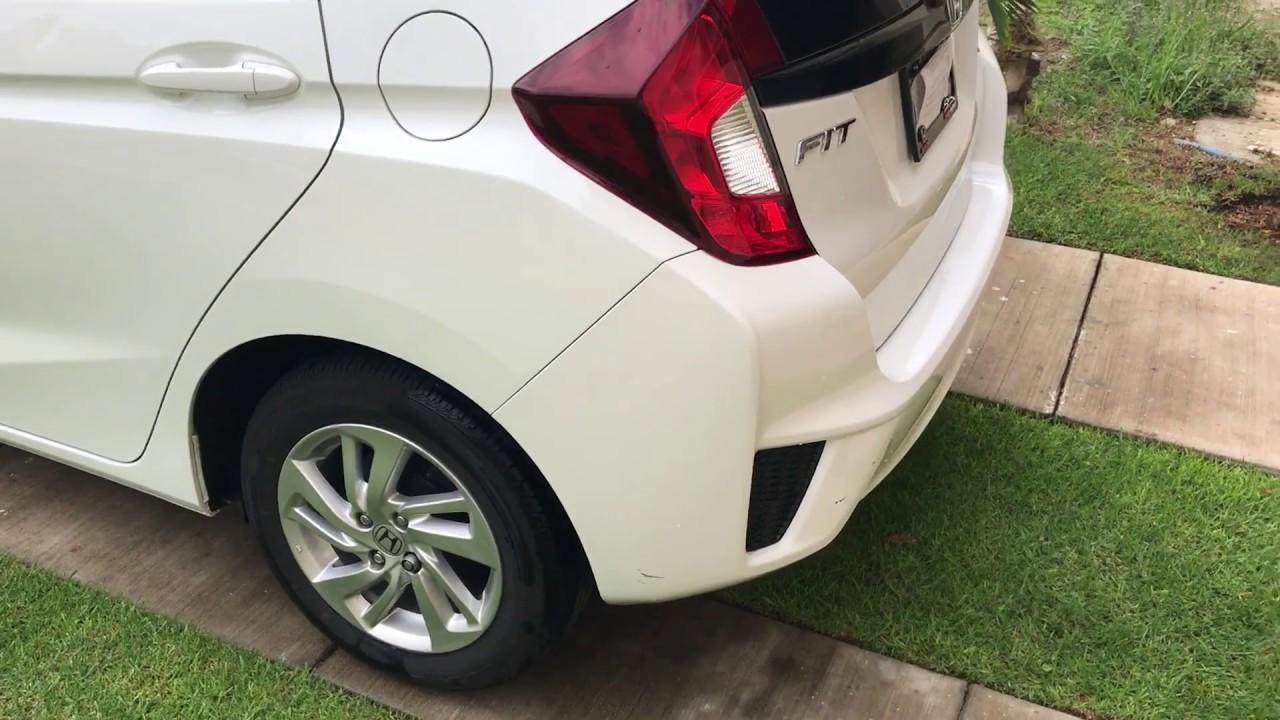 Honda Fit Fun 2017 México