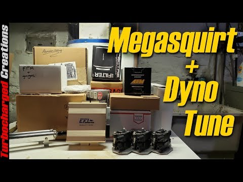 The Z Is Getting A Megasquirt ECU And Fuel Upgrades!