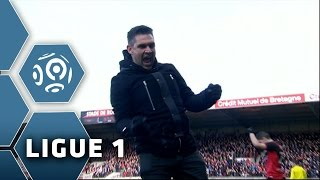 EA Guingamp - AS Monaco (1-0)  - Résumé - (EAG - MON) / 2014-15