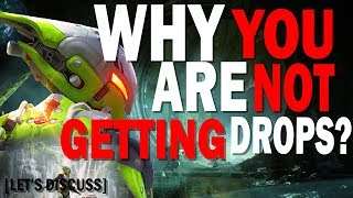 Why You're NOT Getting Any Legendary or Master Work Drops in Anthem | Let's Discuss
