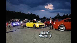 WhipAddict: King Of The South Car Show, Custom Cars, Burnouts, Swerve Action