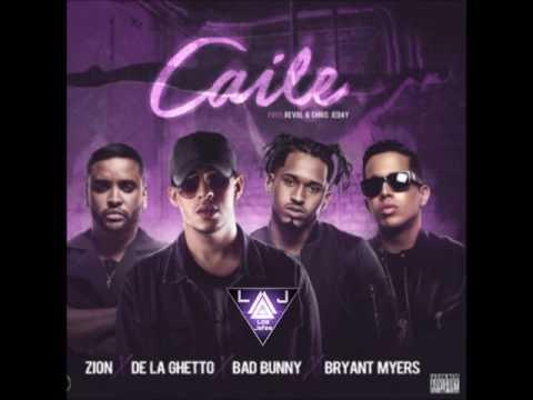 Bad Bunny Ft. Zion  De La Ghetto y Bryant Myers - Caile Dembow Remix