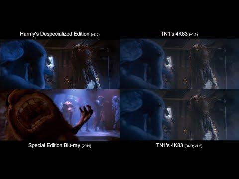 ORIGINAL Jabba's Dance Number | Return of the Jedi (1983) [4K83