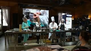 Шеф-повар из Франции поделился опытом с усть-каменогорскими кулинарами
