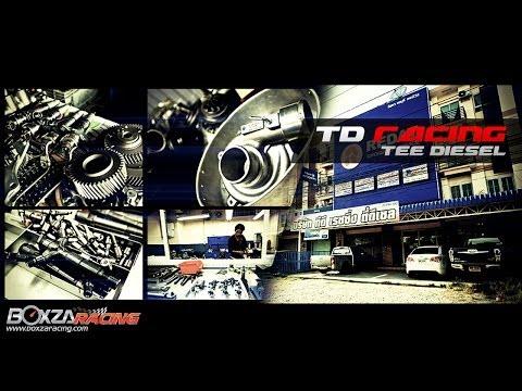 TD RACING อู่รถกะบะแต่งชื่อดังของ คุณ ตี๋ ดีเซล By BoxzaRacing.com