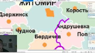 Неоконченный туториал по картам в пейнт.нет
