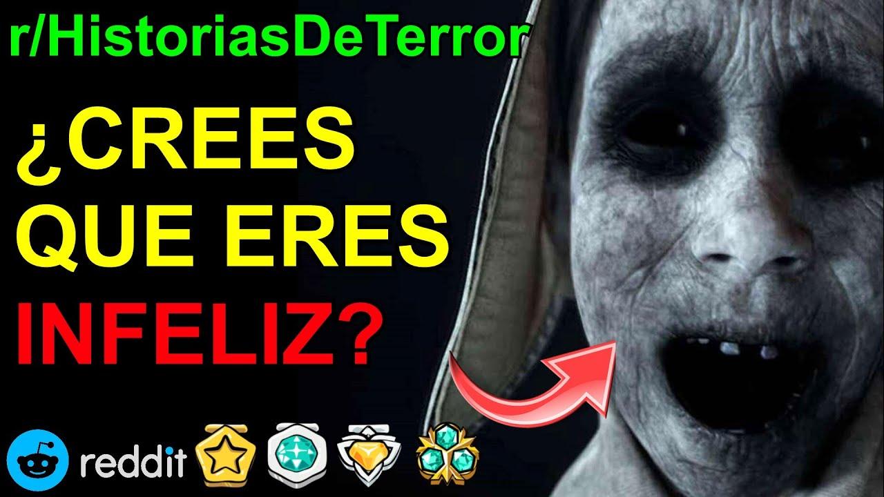 La felicidad NO es lo que piensas - HISTORIAS DE TERROR (r/NoSleep) | Reddit Español