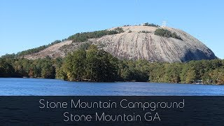 Stone Mountain Campground - Stone Mountain GA