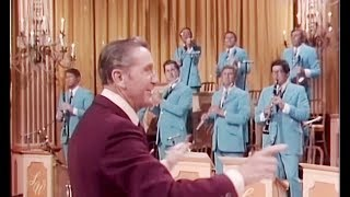 "Lawrence Welk & Orchestra - ""Pretent"" - dance music"