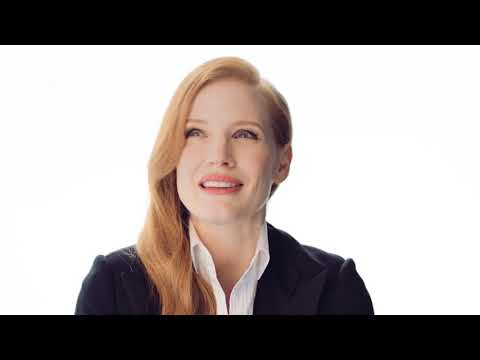 Jessica Chastain Is Putting Her Money Where Her Mouth Is With Her Latest Ralph Lauren Campaign