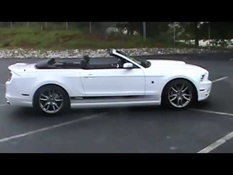 for sale new 2014 mustang v6 roush rs convertible stk 40077 youtube. Black Bedroom Furniture Sets. Home Design Ideas