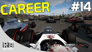 F1 2013 Career Mode Walkthrough - Part 14 - Race 14 Korea [PC Gameplay]