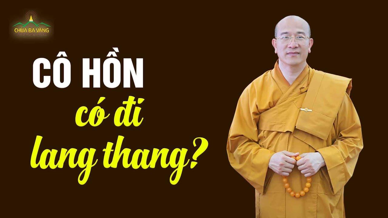 Tháng 7, Cô Hồn Có Đi Lang Thang Khắp Trần Gian? | Vấn Đáp Phật Pháp Chùa Ba Vàng