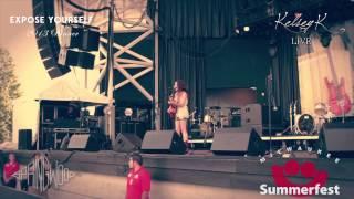 "Kelsey K Live at SummerFest - ""Wildest Dreams"" Thumbnail"