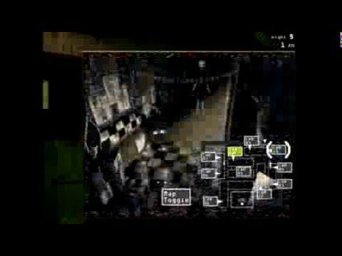 Five Nights at Freddy's 3 (FMAF M3;W4): Atta*HACK* on Springtrap