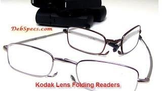 How To: Folding & Unfolding the Kodak Lens Compact Readers Thumbnail
