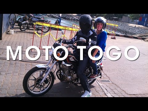 Motos to go to Togo