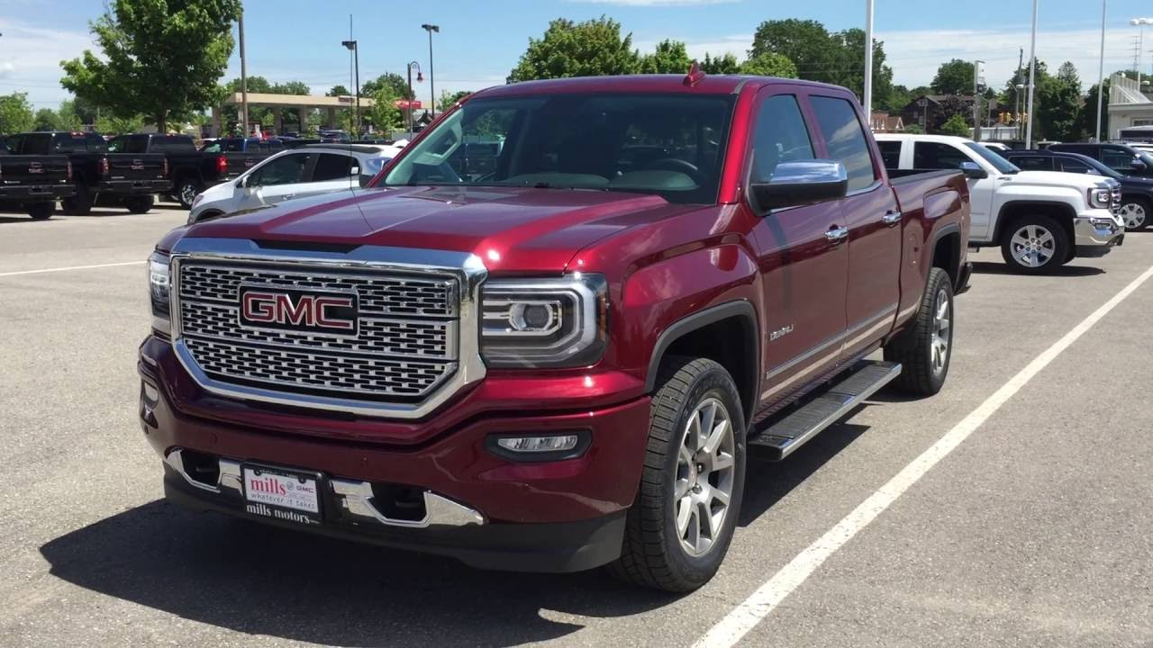 2016 Gmc Sierra 1500 Crew Cab | 2017 - 2018 Best Cars Reviews