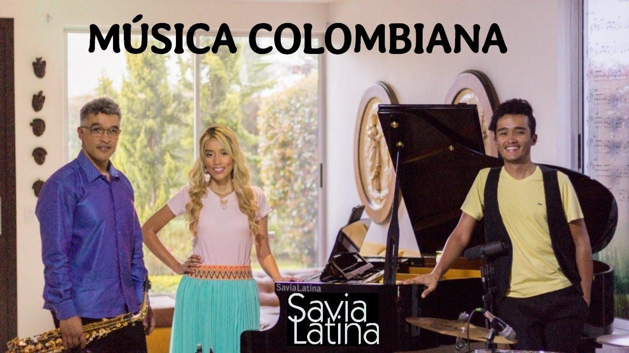 Música Instrumental Música Andina Colombiana Savia Latina Youtube