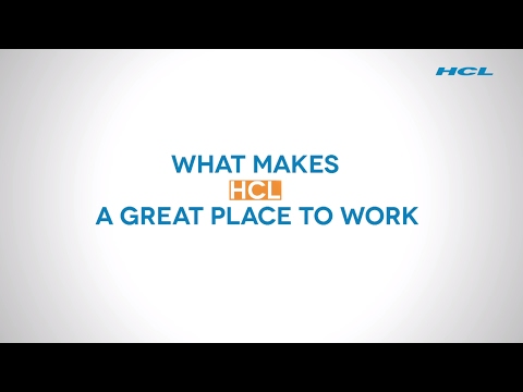What Makes HCL a Great Place to Work