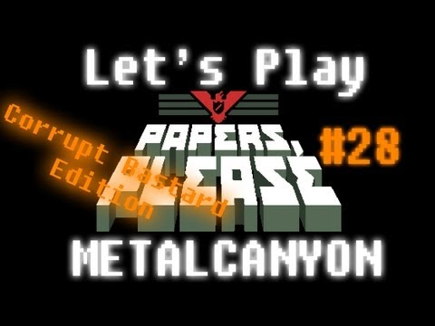 Let's Play Papers, Please (part 28 - Ezic Key Opens What?)