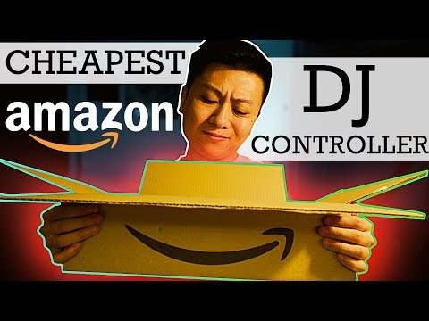 I bought the cheapest DJ controller on Amazon...